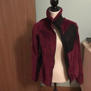 Columbia jacket- fleece